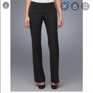 Michael Kors pin striped Gramercy fit pants